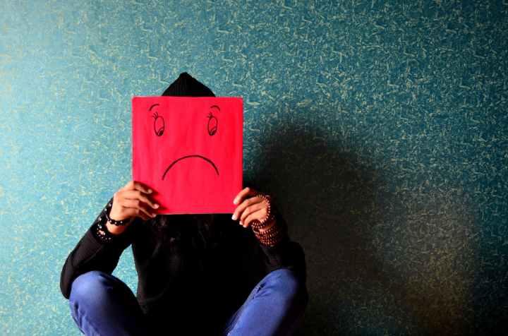 Sadness is just amindset.